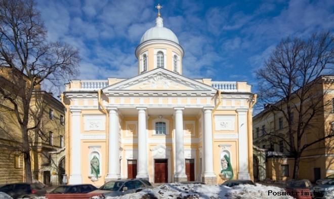 Церковь святой Екатерины (Катериненкирхен)Санкт-Петербург