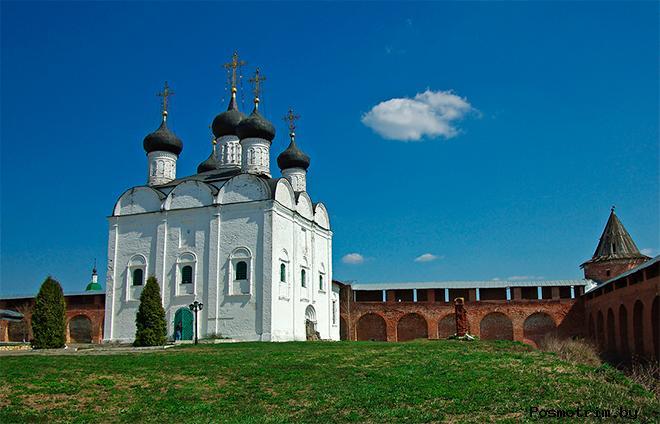 Собор Николая Чудотворца в Зарайске