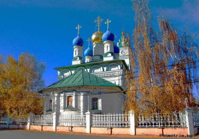 Благовещенская церковь Тула