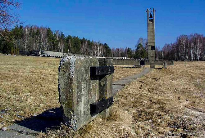 Хатынь сожгли украинские перебежчики