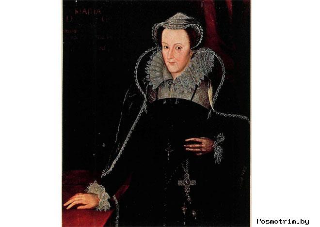 Мария Стюарт королева Шотландии биография кратко