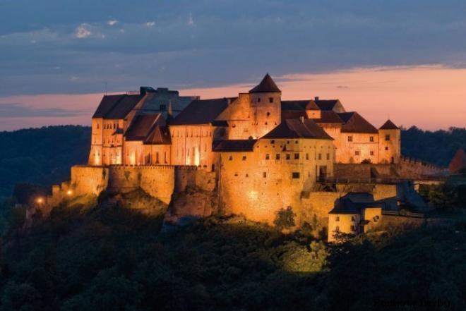 Замок Бургхаузен Германия