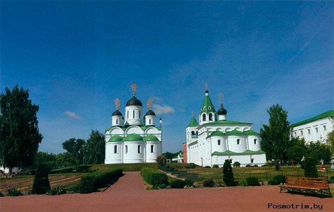 Спасо-Преображенский монастырь Муром