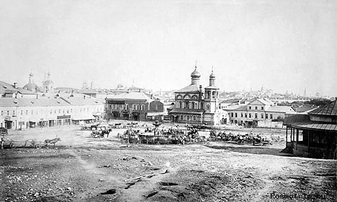 Кулишки в Москве
