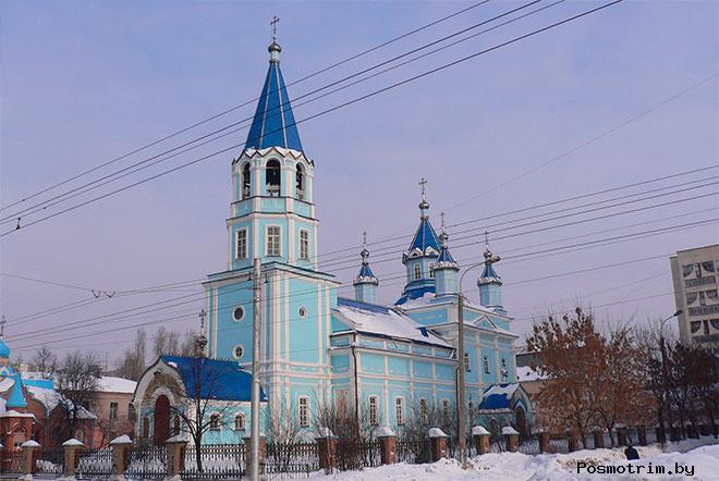 Богородско-Уфимский храм Уфа