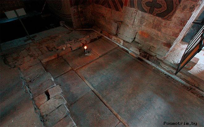 Захоронения в Георгиевском соборе