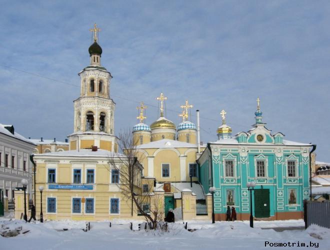 Никольский собор Казань