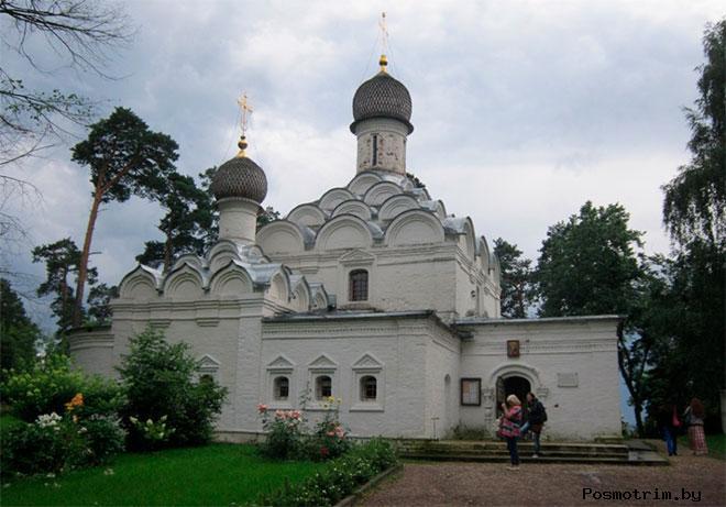 Храм Архангела Михаила Архангельское