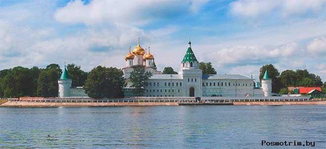 Село Красное-на-Волге история (Костромская область)