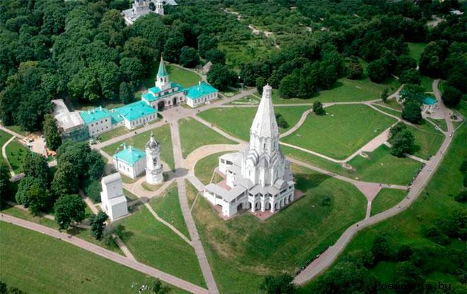 Церковь Вознесения в составе Музея-заповедника «Коломенское»