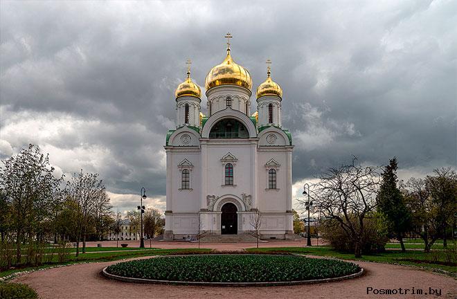 Екатерининский собор Пушкин