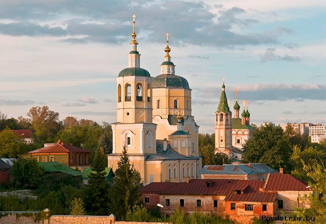 Ильинская церковь Серпухов