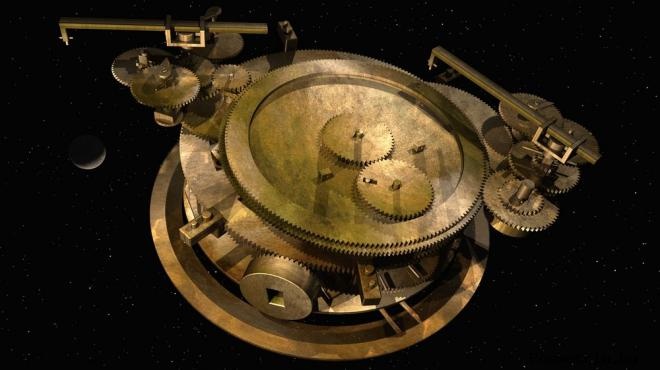 Разгадка тайны Антикитерского механизма