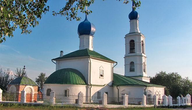 Никольский храм Касимов