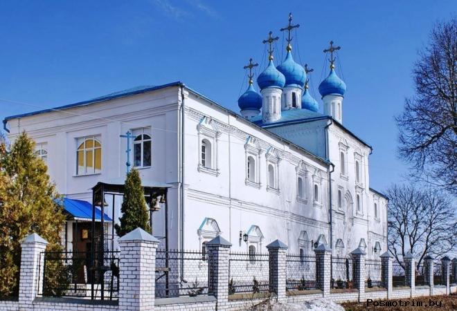 Покровский собор Брянск