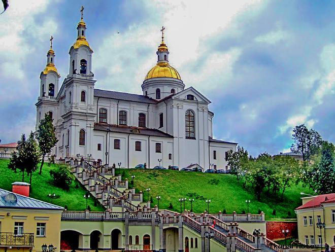 Витебск Верхний замок
