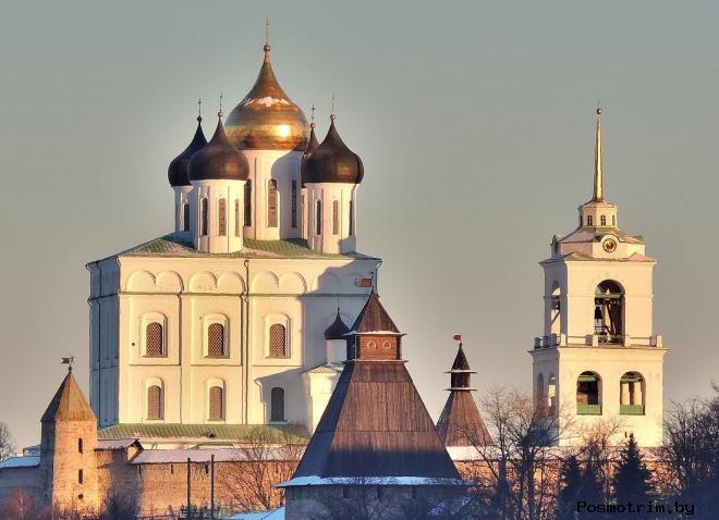 Троицкий собор в советскую эпоху