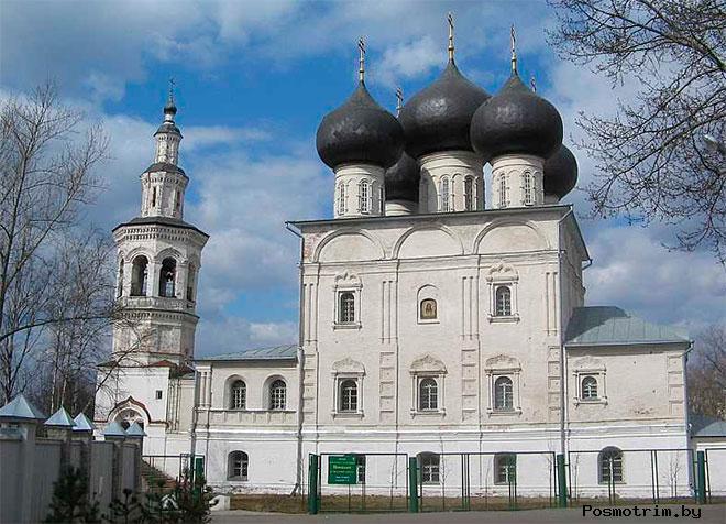 Храм Николая Чудотворца во Владычной слободе Вологда