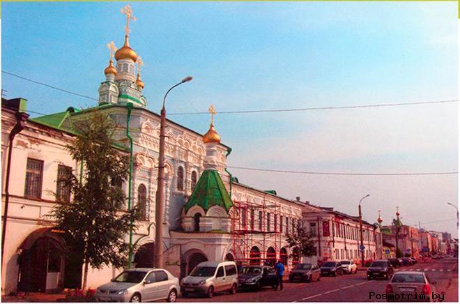 Соловецкое подворье Архангельск