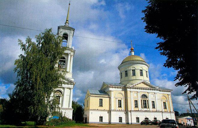 Ильинская церковь Торжок