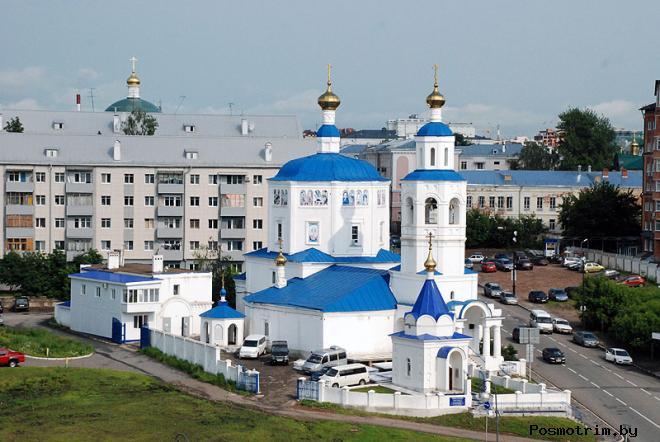 Храм Параскевы Пятницы Казань