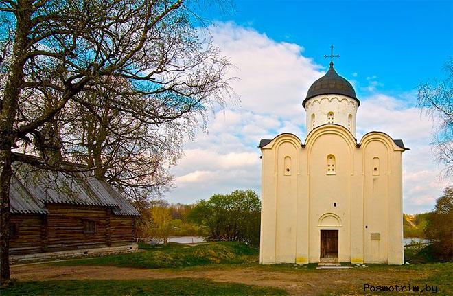 Георгиевская церковь Старая Ладога