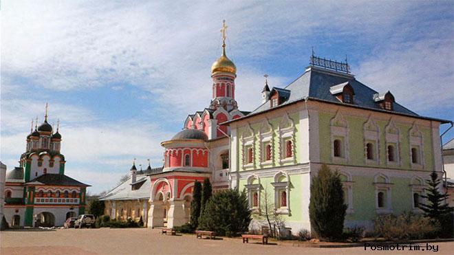 История Благовещенского храма Павловской Слободы