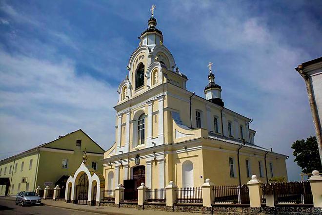 Церковь святого Николая в Новогрудке - Собор Святого Николая
