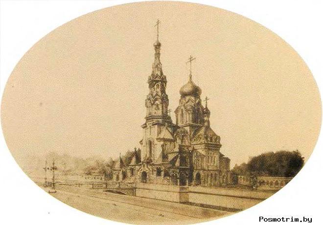 Строительство Воскресенского собора