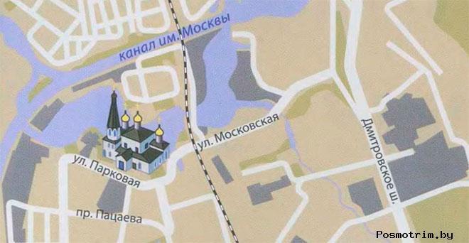 Храм Спаса Нерукотворного в Котово богослужения контакты как добраться расположение на карте