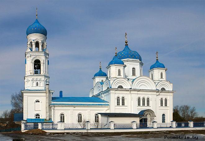 Благовещенская церковь Торжок