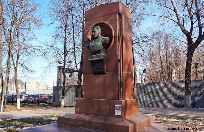 Памятник Мосину Тула