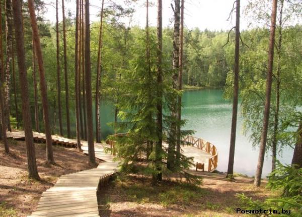 Черток - Бездонное озеро ужаса