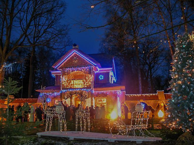 К Деду Морозу в гости в Беловежскую пущу