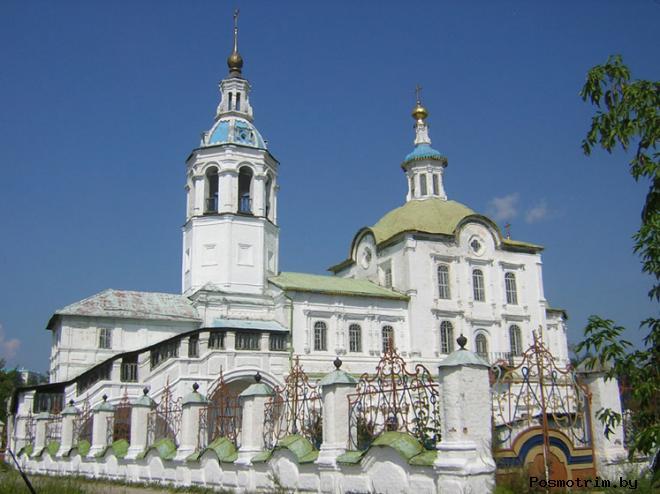 Церковь Михаила Архангела Тюмень