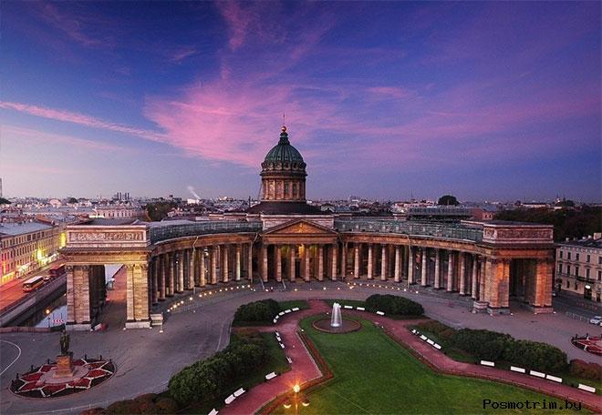 Убранство Казанского собора
