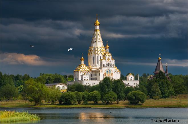 Крипта Всехсвятской церкви