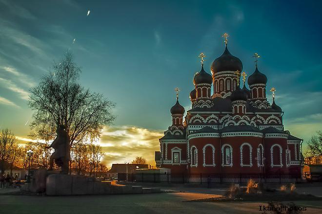 Воскресенский собор в Борисове Беларусь - Собор Воскресения Господнего