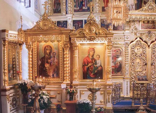 Иконы церкви Рождества Богородицы во Владыкино