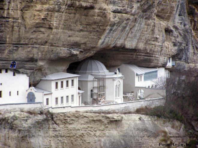 Свято-Успенский монастырь Бахчисарай