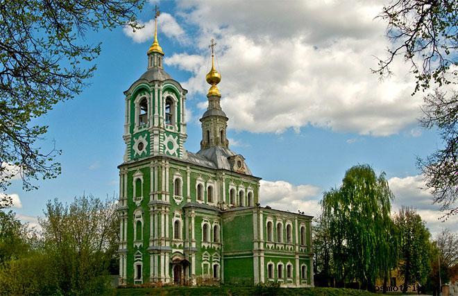 Никитская церковь Владимир (церковь Никиты Столпника)
