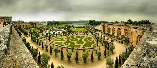 Архитектура Версаля описание Версальского дворца