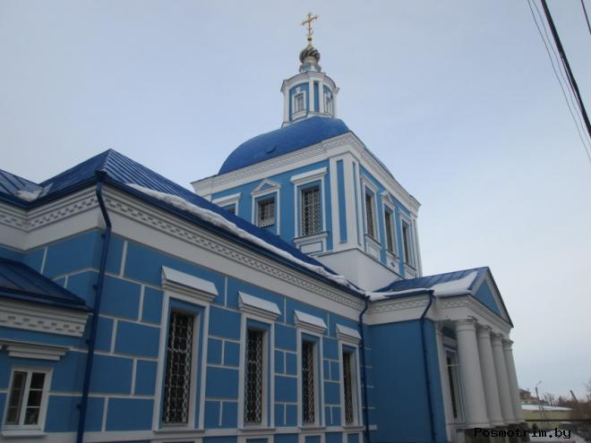 Скорбященский храм Мичуринск