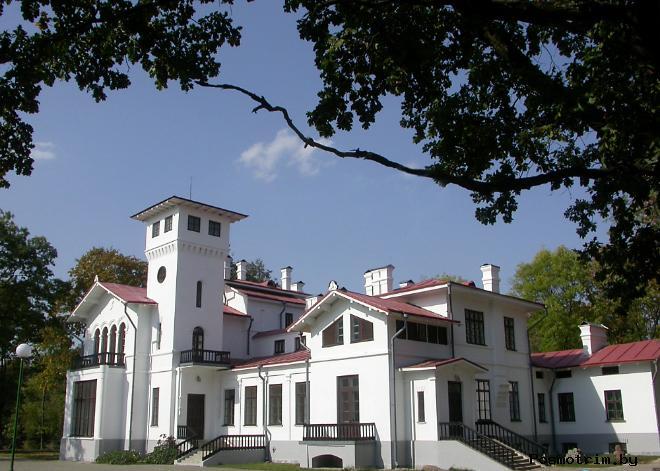 Музей-усадьба Пружанскі палацык