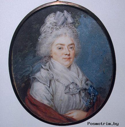 Салтычиха - помещица Дарья Николаевна Салтыкова