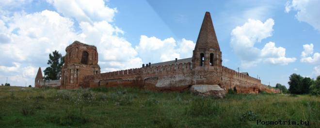 История Севска бывшей сторожевой крепости Брянской области