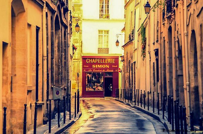 Достопримечательности района Марэ в Париже