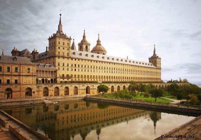 Дворец Эскориал Испания