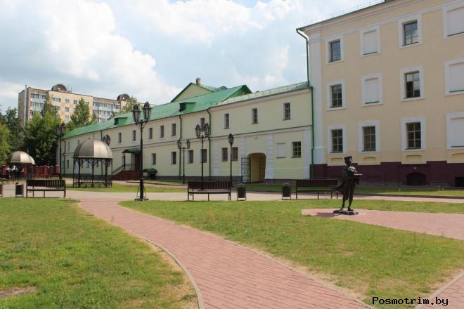 Иезуитский коллегиум в Полоцке