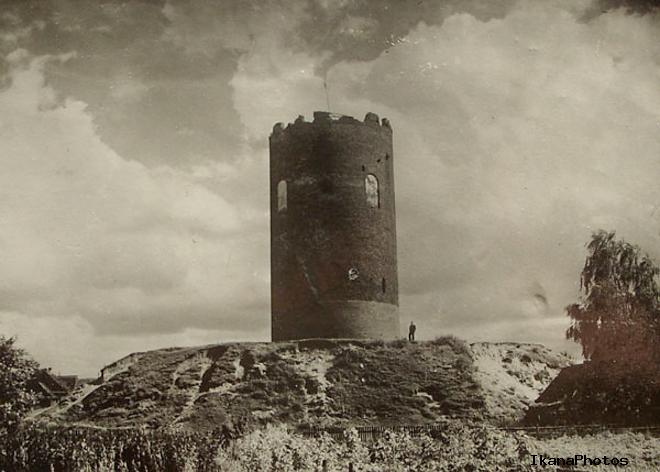 Каменецкая башня до реставрации